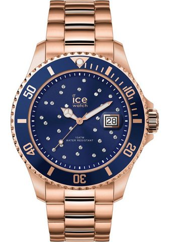 Часы »ICE steel - Blue Cosmos Ro...