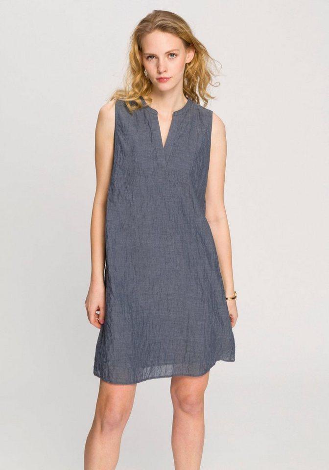 OPUS A-Linien-Kleid »Wibe« im dezenten Streifen-Look ...