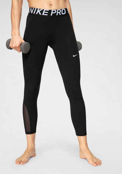 bad687bfd015e7 Nike Trainingstights »W NP CROP TGHT 7 8«