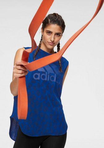 ADIDAS PERFORMANCE Marškinėliai be rankovių »ATHLETICS GR...