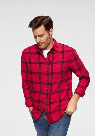 WRANGLER Flaneliniai marškiniai »LS 1PKT SHIRT«...