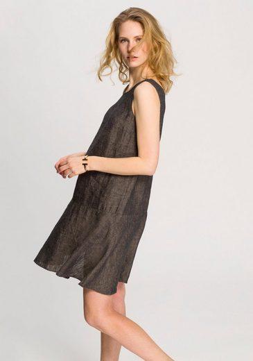 OPUS A-Linien-Kleid »Woline« mit besonderem Rückenausschnitt