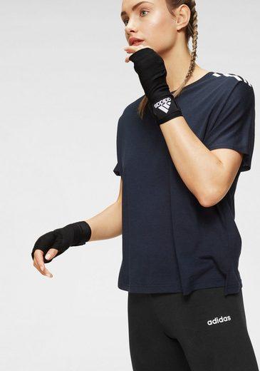 adidas Performance T-Shirt »OSR 3 STRIPES TEE«