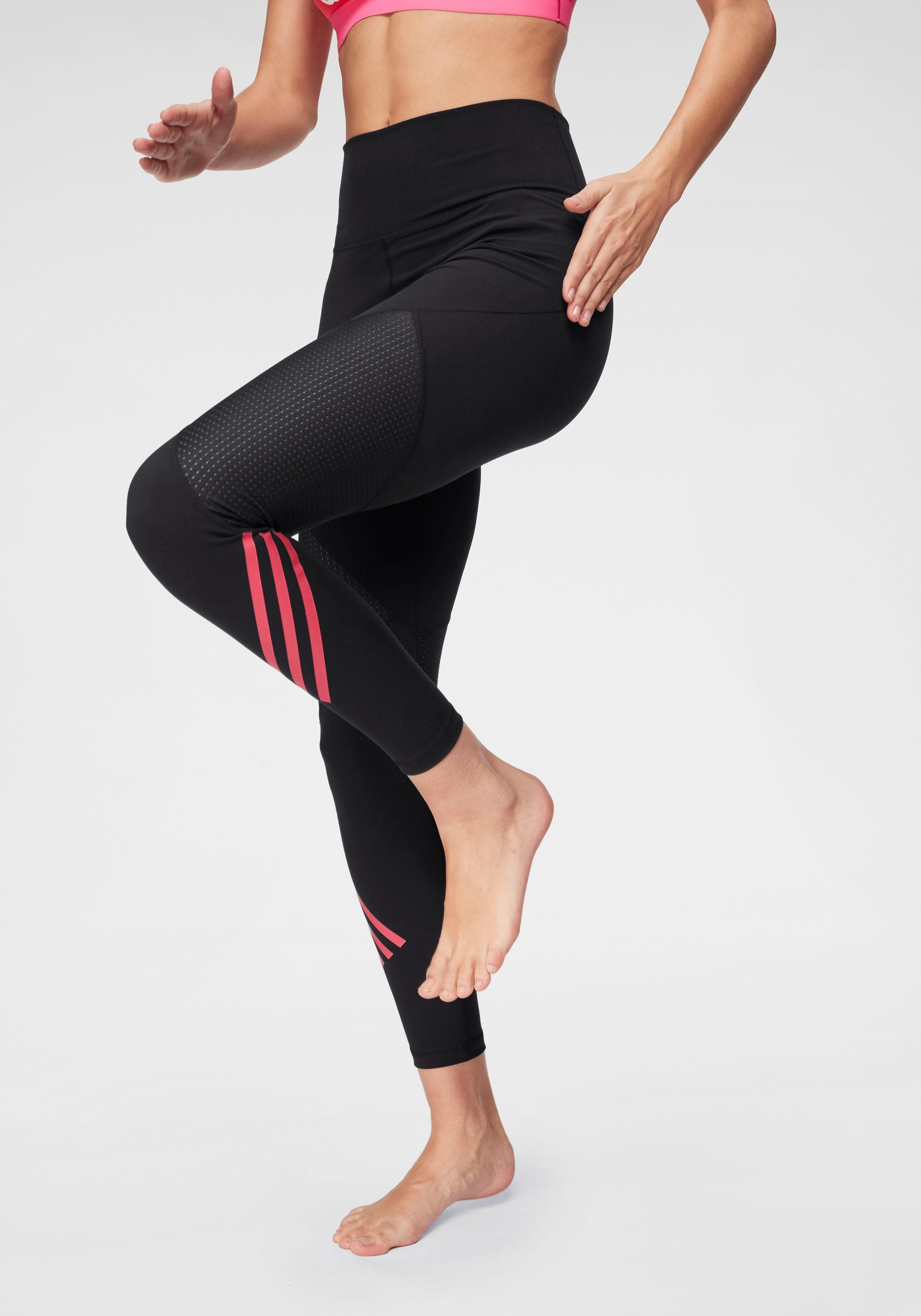 Adidas Performance Funktionstights »seamless Hr 7/8« Anthrazit