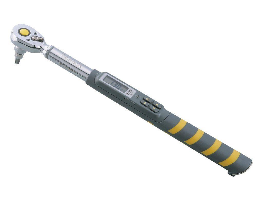 Topeak Werkzeug & Montage »D-Torq DX digitaler Drehmomentschlüssel«