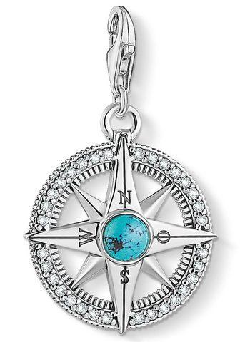 Кулон »Kompass türkis 1773-...
