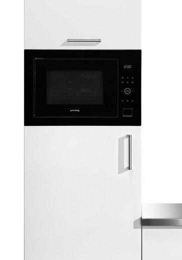 Privileg Einbau-Mikrowelle TC034B2US0EE, 1000 W