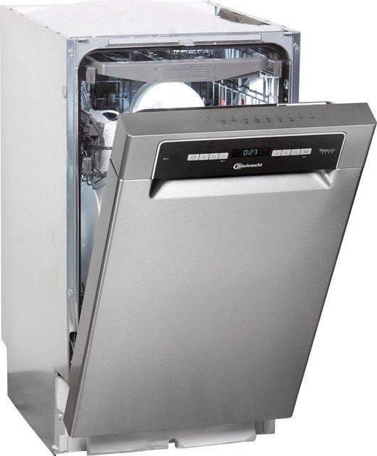 Küchengroßgeräte - BAUKNECHT Unterbaugeschirrspüler, BSUO 3O21 PF X, 9 l, 10 Maßgedecke  - Onlineshop OTTO