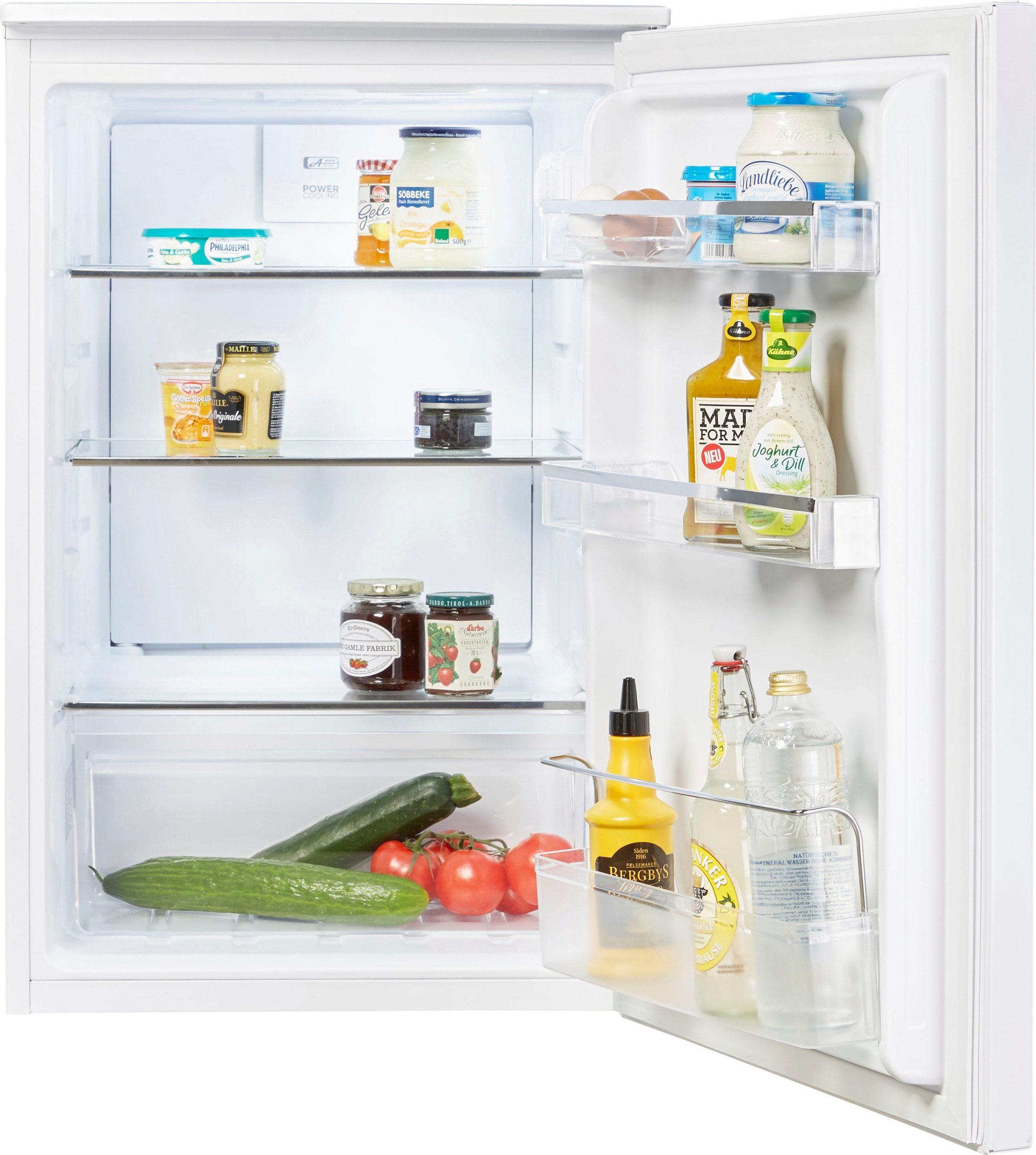 Kleiner Kühlschrank ohne Gefrierfach - das sind die Besten!