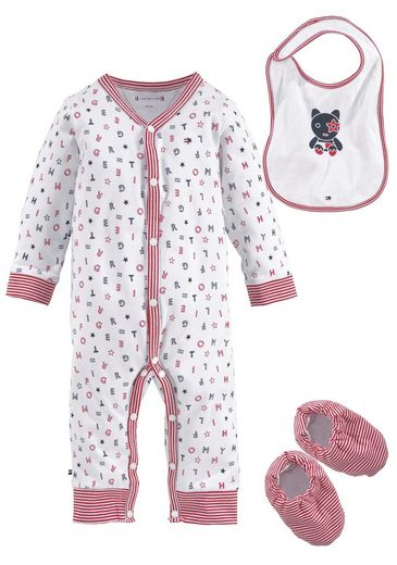 Tommy Hilfiger Body »BABY PREPPY COVERALL GIFTBOX«