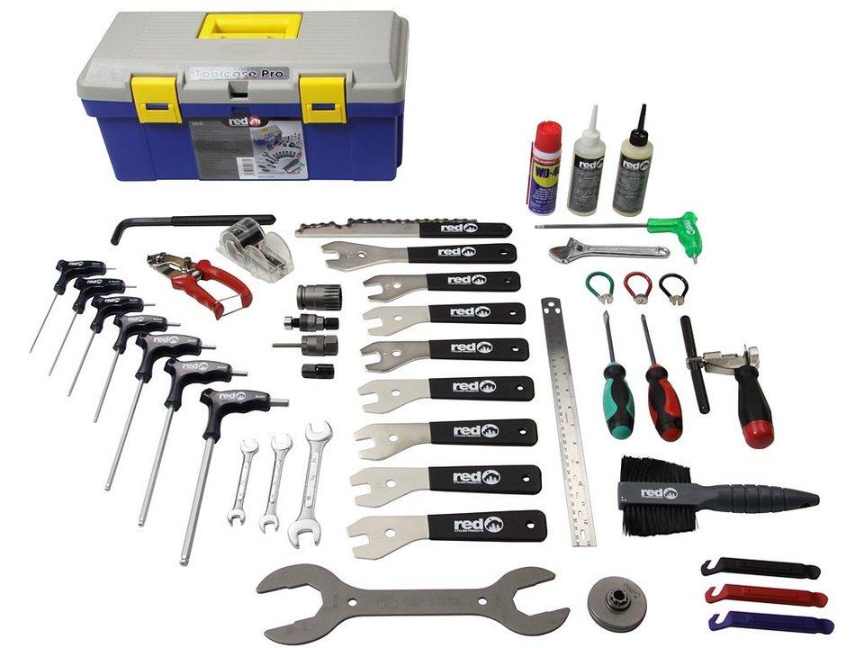 Red Cycling Products Werkzeug & Montage »Toolcase II Werkzeugkoffer«