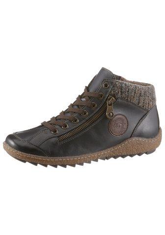 REMONTE Ботинки со шнуровкой