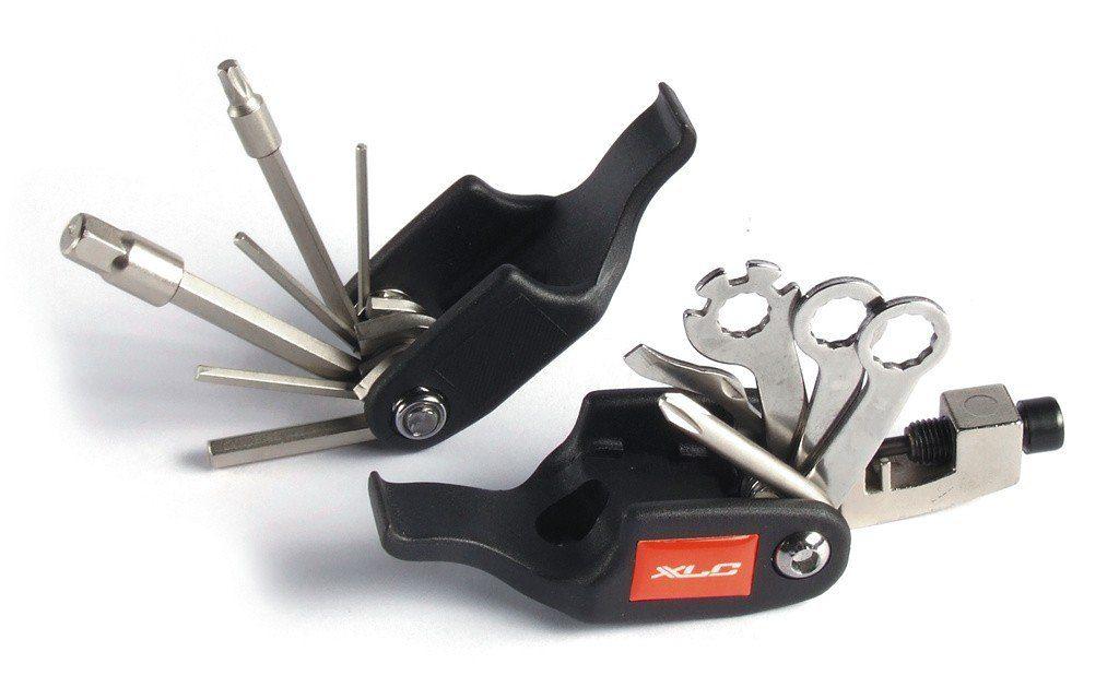 XLC Werkzeug & Montage »TO-M05 Multitool 19-teilig«