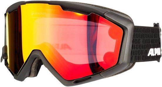 Alpina Sports Sportbrille »Panoma Magnetic Q+SM S1+S3 Goggle«