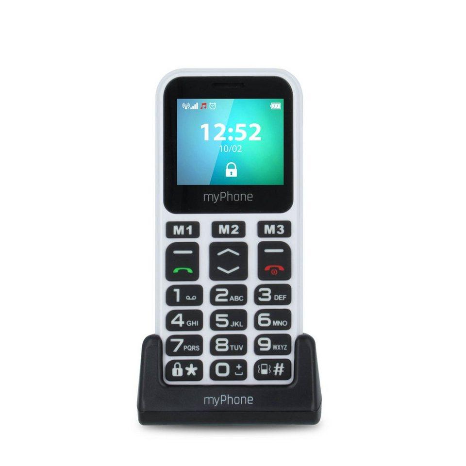 myPhone Seniorentelefon, Handy mit Ladestation »Halo Mini 2« online kaufen    OTTO
