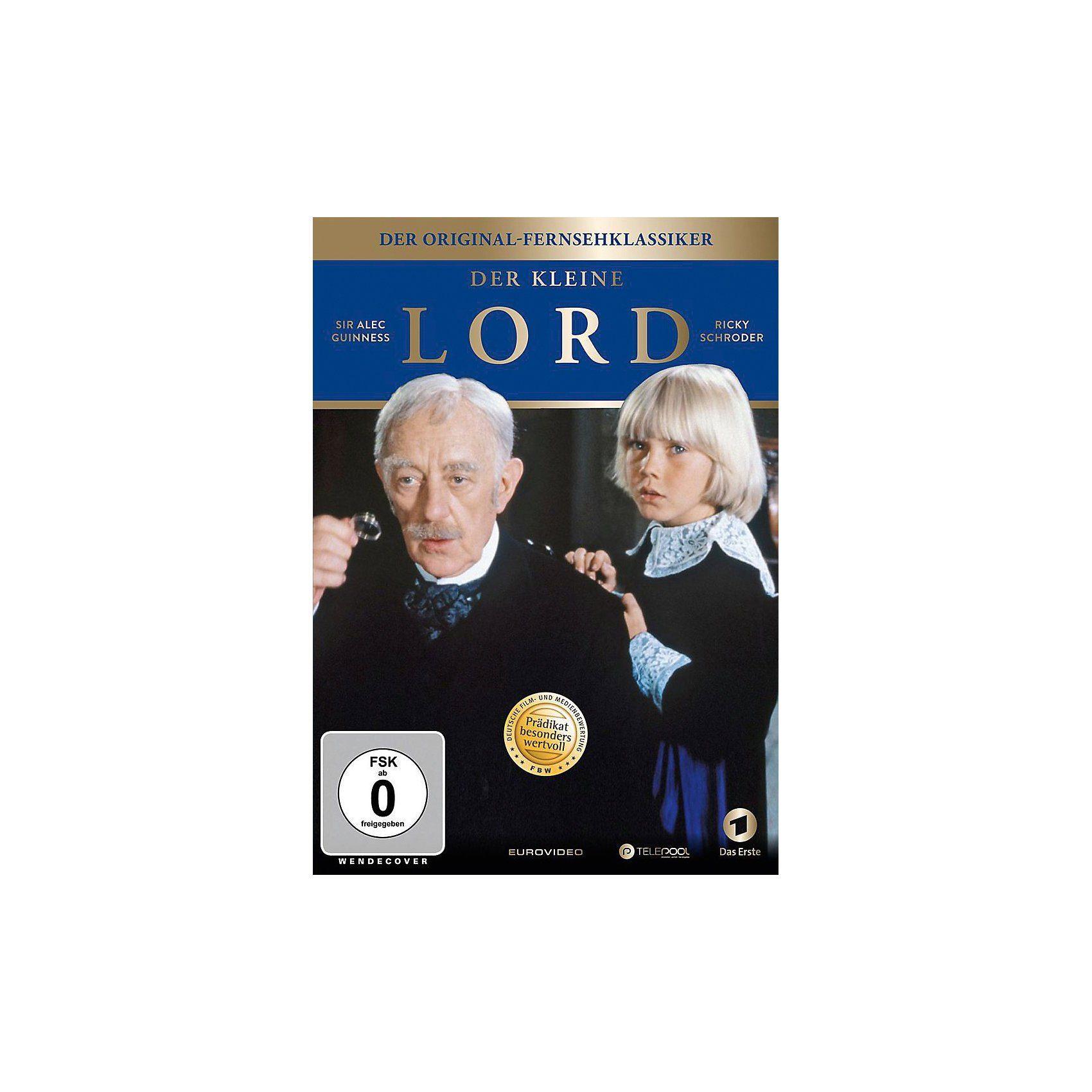 DVD Der kleine Lord
