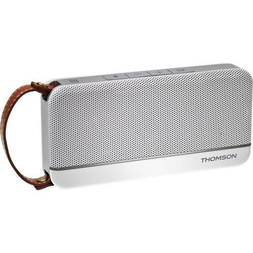 Thomson Bluetooth-Lautsprecher WS02 - Retro White