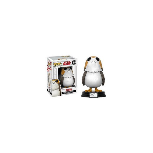 Funko POP! Star Wars: TLJ- Porg + Chase