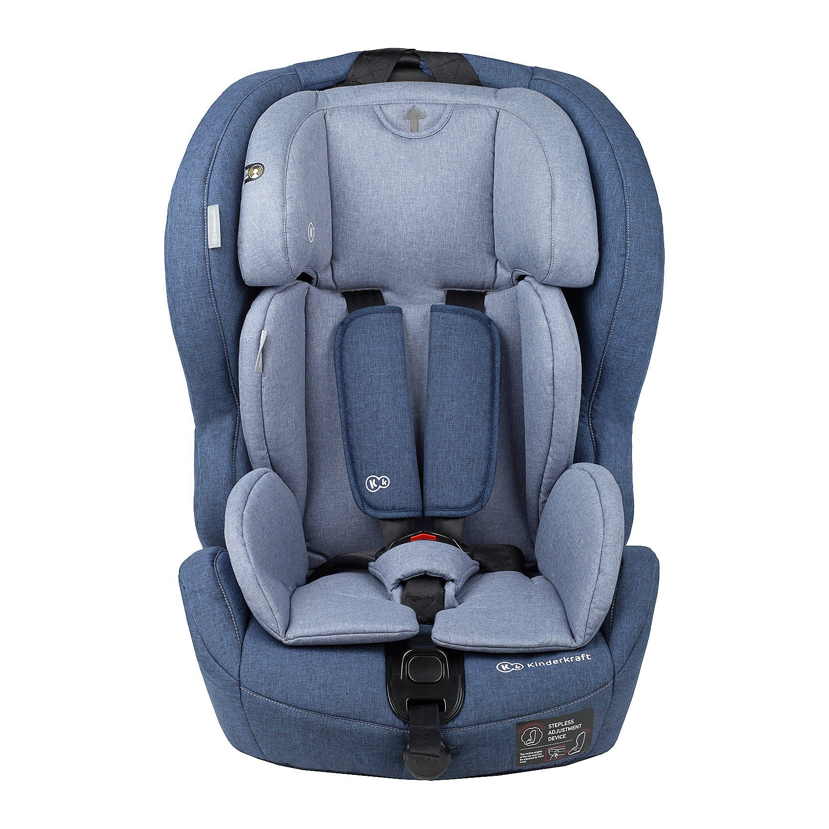 Kinderkraft Kinderautositz Safety-Fix, blau