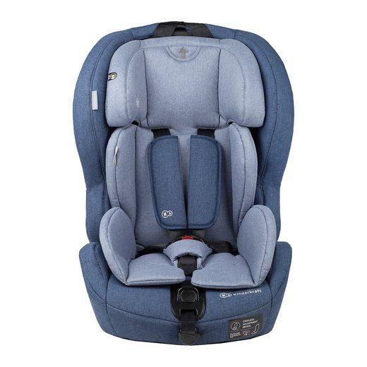 Kinderkraft Kinderautositz Safety-Fix, blau