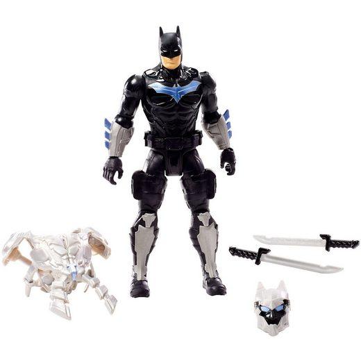Mattel® DC Batman Missions Basis Figur (15 cm) Elektropower Batman