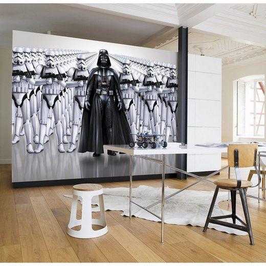Komar Fototapete Star Wars, Das erwachen der Macht, Darth Vader &