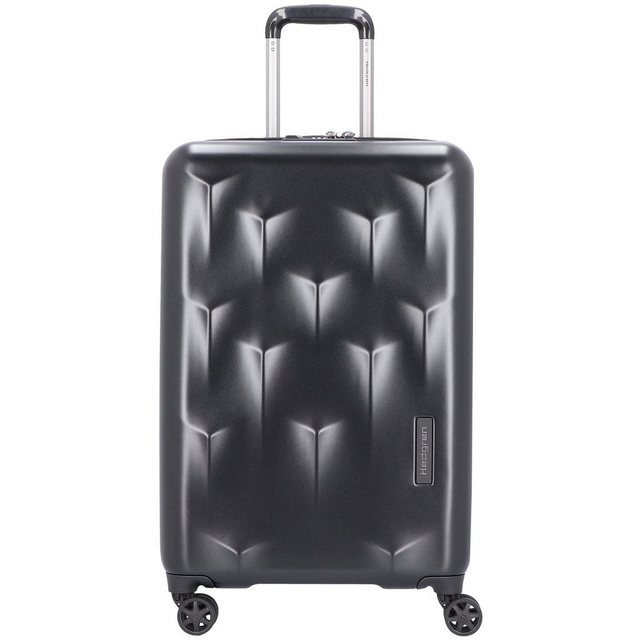 Hedgren Edge Carve 4-Rollen Trolley 66 cm | Taschen > Koffer & Trolleys > Trolleys | Schwarz | Hedgren