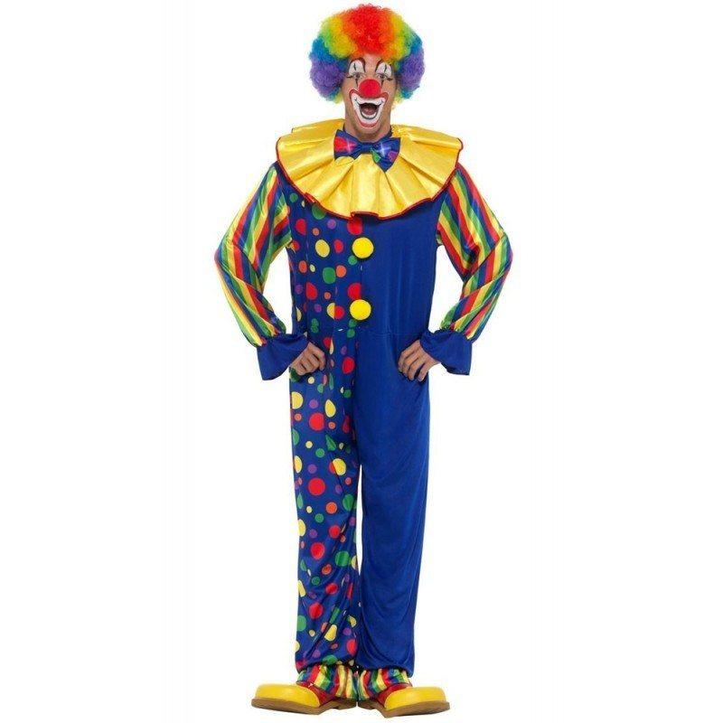 Der Lustige Edi Clowns Kostüm Für Herren Kaufen Otto