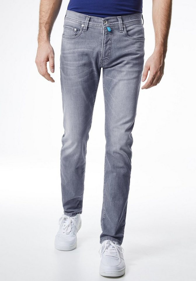 top fashion wide range super specials Pierre Cardin Futureflex Jeans, super elastisch - Tapered Fit »Lyon« online  kaufen | OTTO