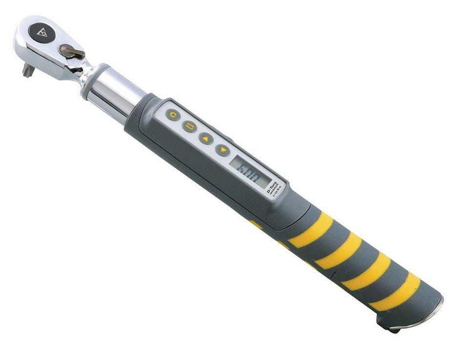 Topeak Werkzeug & Montage »D-Torq digitaler Drehmomentschlüssel«