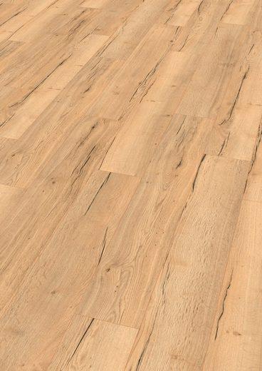 EGGER Designboden »HOME Design Monfort Eiche natur«, 4-Seitige Fase 1,989 m²/Pkt., Stärke: 5 mm