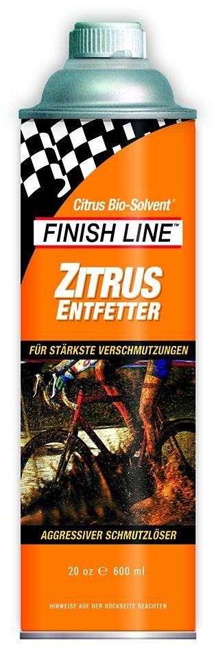 Finish Line Fahrrad Reiniger »Citrus Entfetter 600 ml«