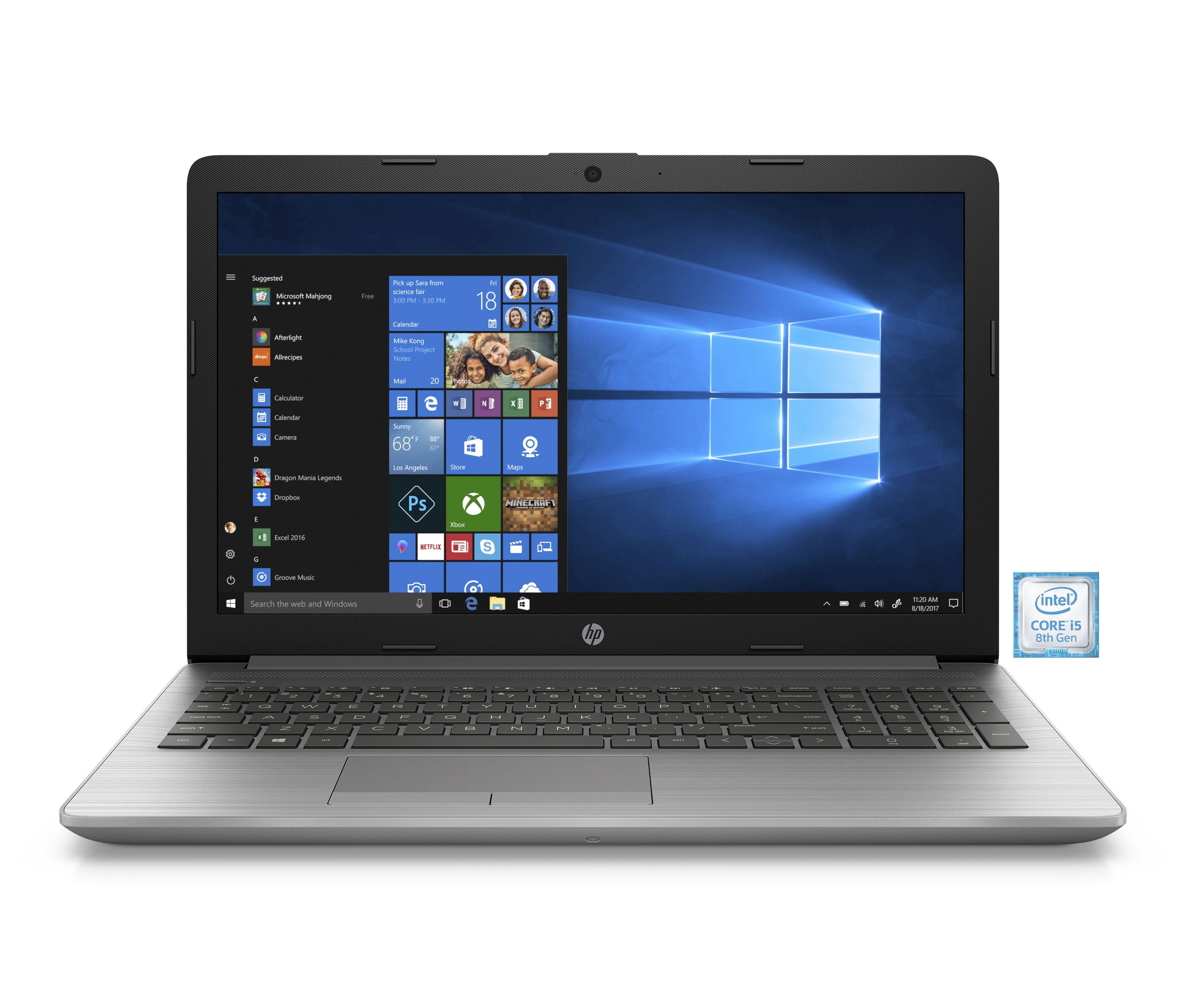"HP 250 G7 SP »39,6 cm (15,6"") Intel Core i5, 256 GB, 8 GB«"