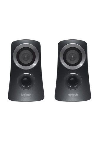 LOGITECH Garso sistema Z313 su Žemų dažnių gars...
