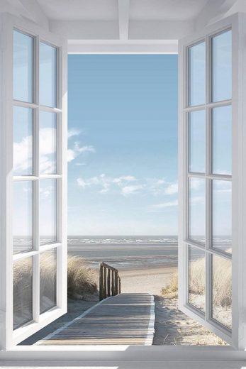 Reinders! Deco-Panel »Fenster zur Nordsee«