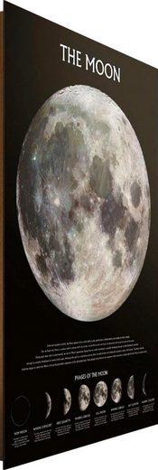 Deco-Panel »Mondphasen «, 60/90 cm
