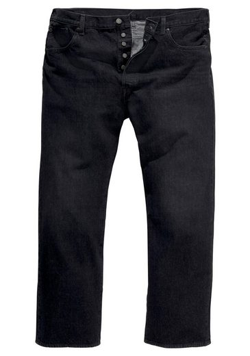 Levi's® Tall Fly« jeans And Button »501® Straight Big SSUgnzqC