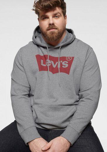 Levi's® Big and Tall Kapuzensweatshirt mit Batwing Logo