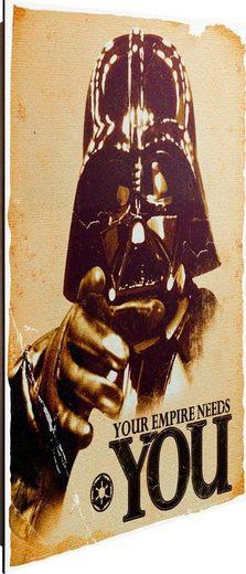 Deco-Panel »Star Wars Darth Vader«, 40/50 cm