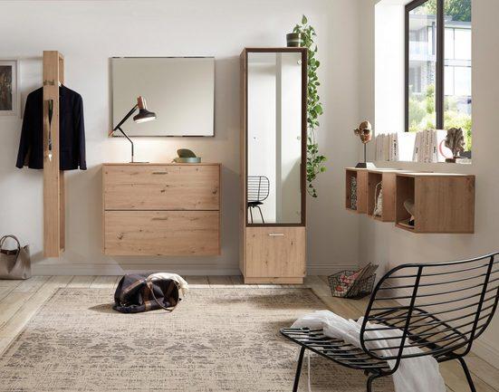Garderobenschrank »Frame« mit Spiegel