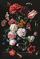 Home affaire Deco-Panel »Stilleben Blumen in Vase Jan Davidsz de Heem«, Bild 1