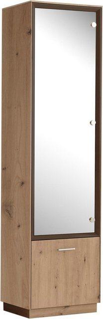 Flurschränke und Regale - Garderobenschrank »Frame« mit Spiegel  - Onlineshop OTTO