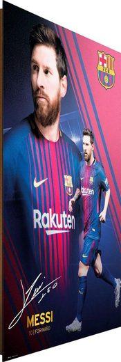 Deco-Panel »Lionel Messi«, 60/90 cm
