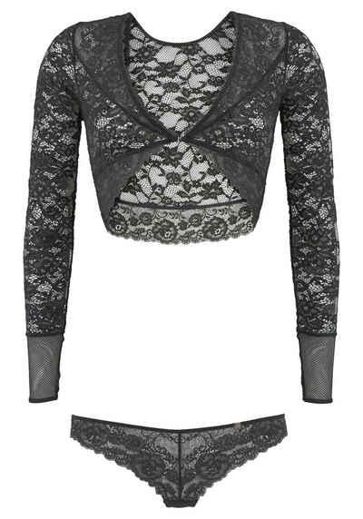 on sale 9f62e 07867 Reizwäsche in schwarz online kaufen | OTTO