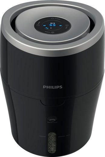 Philips Luftbefeuchter HU4814/10, 2 l Wassertank