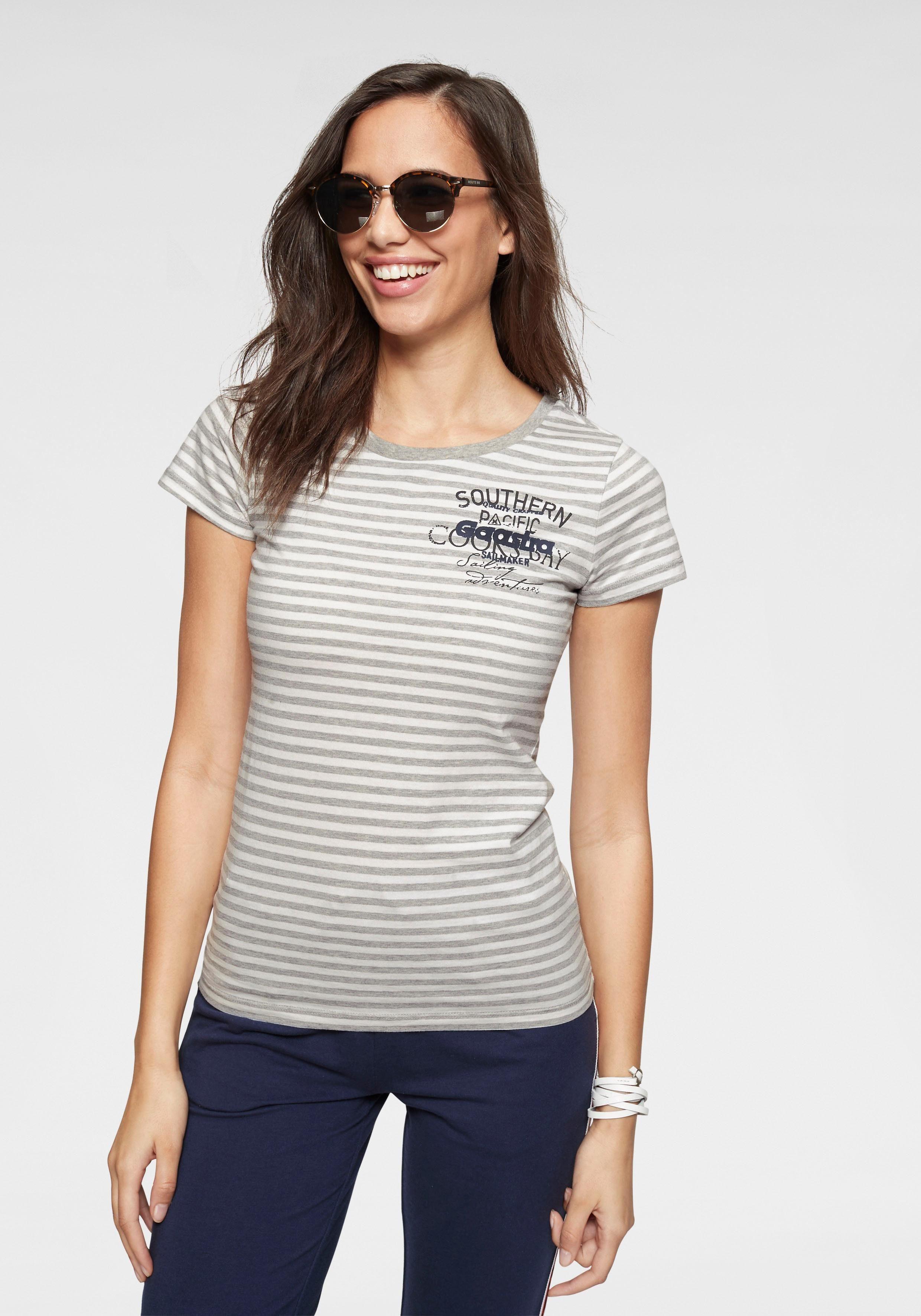 Gaastra T Shirt in aktueller Streifenoptik kaufen | OTTO