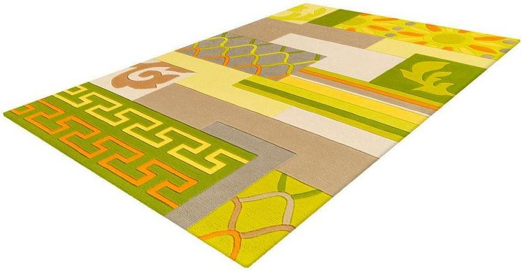 Kinderteppich »Sam 4165«, Arte Espina, rechteckig, Höhe 11 mm