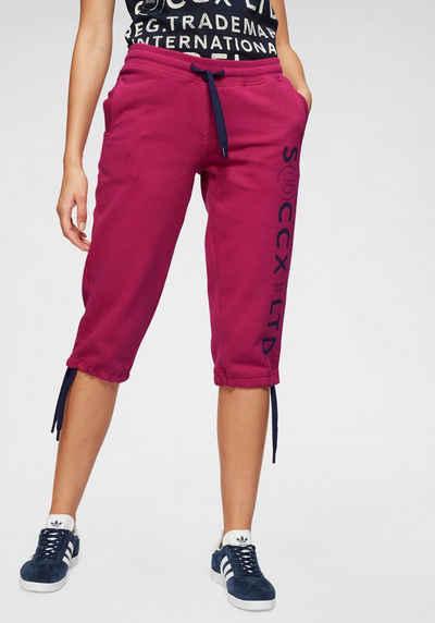 ADIDAS BRUSHED 3 STRIPE 78 Pant Sporthose Trainingshose Jogginghose Hose Damen