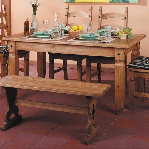 Pharao24 Küchentisch »Xasimir«, aus Massivholz