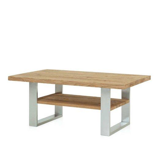 Pharao24 Tisch »Crenada«, aus Massivholz